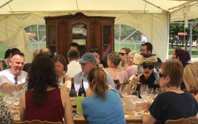 Когато виното срещне дизайна
