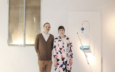 Експериментатори в дизайна: Odd Matter