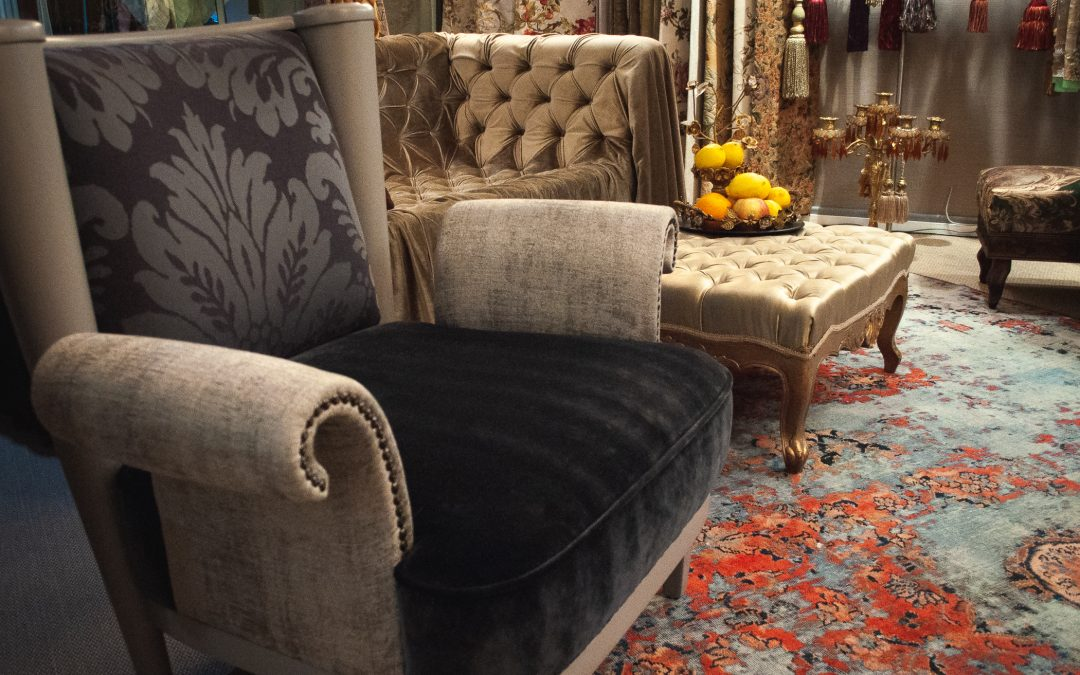 Интериорен текстил